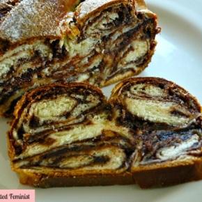 Povitica (Croatian Walnut Roll with StretchedDough)