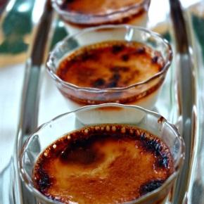 Jericallas al estilo Jalisco (Mexican Crèmebrûlée)